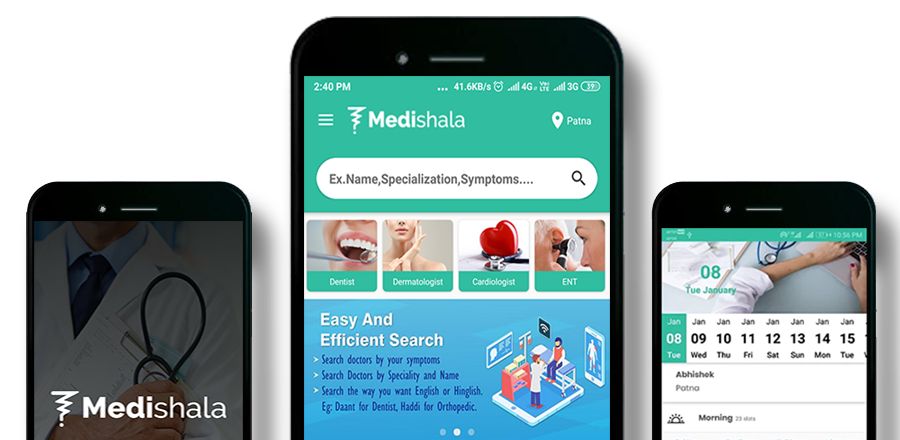 download the medishala app